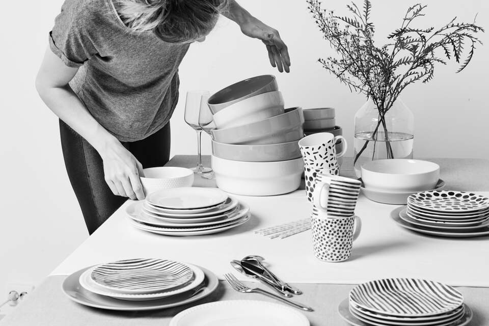 Dinnertable, Tableware, Studio Zelden, Styling, Photography