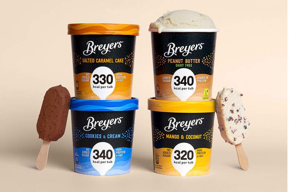 Breyers, Studio Zelden, ice cream, campaign