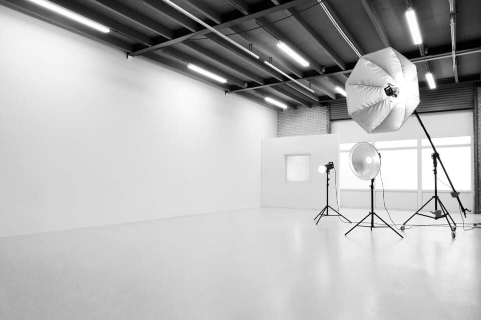 Studio, Space, Flexible, Studio Zelden, Production House, Professional