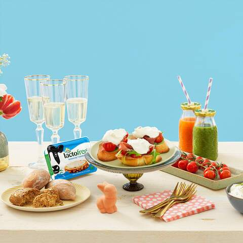 Studio Zelden, Campaign Image, Advertising Photography, Arla, Food Styling, Food Photography, Creative Agency