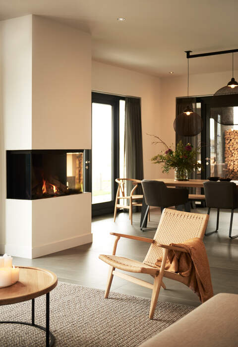 Flinders, Fireplace, Livingroom, Lifestyle, Styling, Studio Zelden, On Location