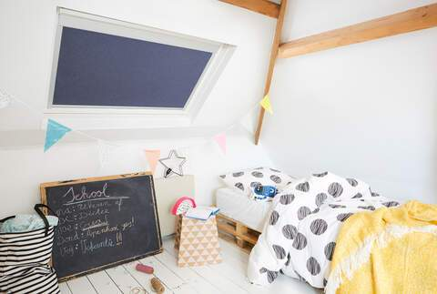 Kids room, Skylight, Studio Zelden, Full-Service, Full Crew, Bedroom
