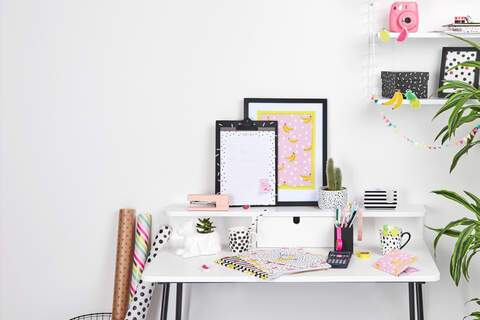 Styling, Hema, Office, Desk, Studio Zelden, Lifestyle, Interior, Set Dressing