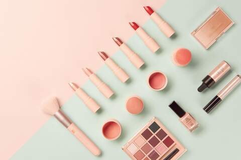 cosmetics, tabletop, shoot, photography