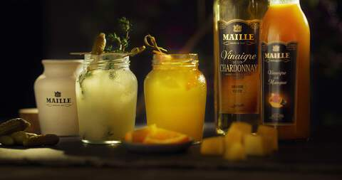 maille, studio zelden, Food-concept, Foodstyling, Campaign concept, Photography, Cinemagraph, Setdesign, Propsourcing, Editing